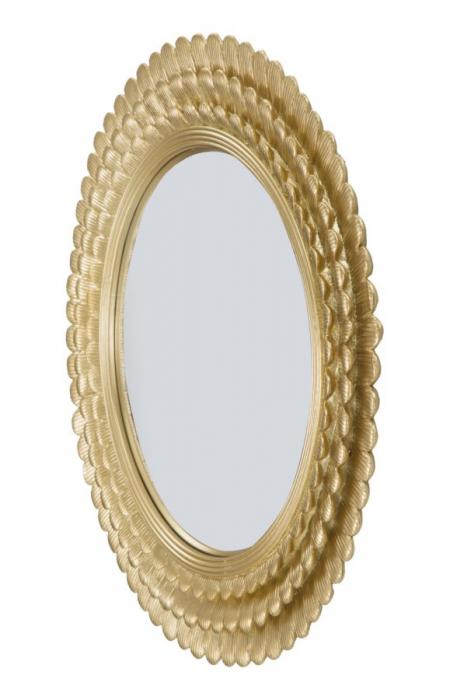 Oglinda GLAM LAMIN (cm) Ø 43X1,8 2