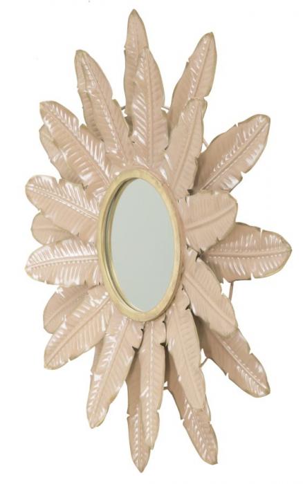 Oglinda GLAM ROSE (cm) 64,5X4,5 2