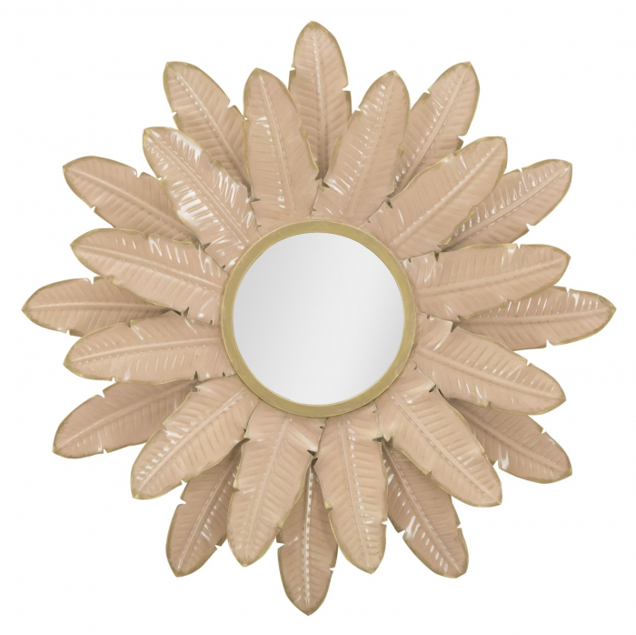 Oglinda GLAM ROSE (cm) 64,5X4,5 lotusland.ro