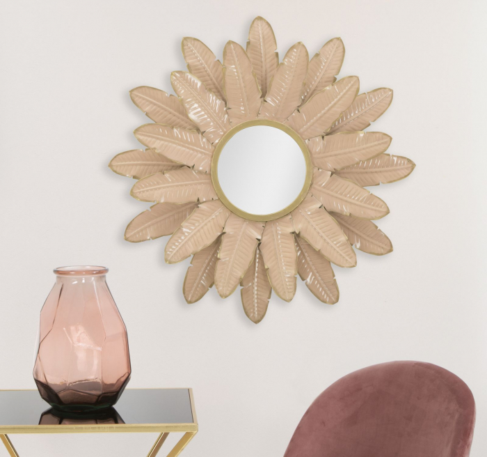 Oglinda GLAM ROSE (cm) 64,5X4,5 7