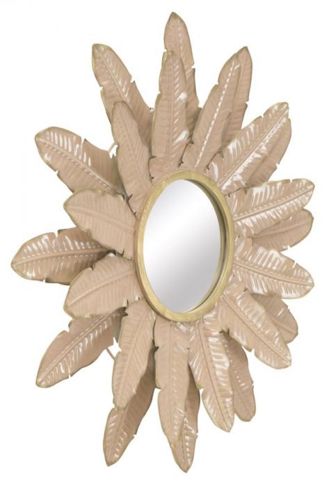 Oglinda GLAM ROSE (cm) 64,5X4,5 1