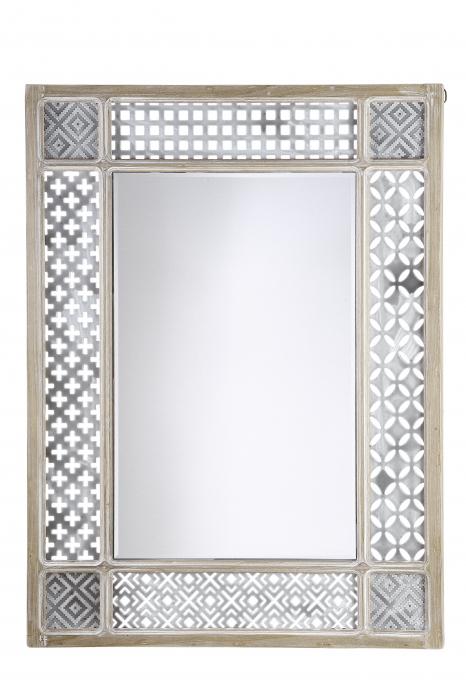 Oglinda MAGHREB, MDF/sticla, 60X4X80cm 1