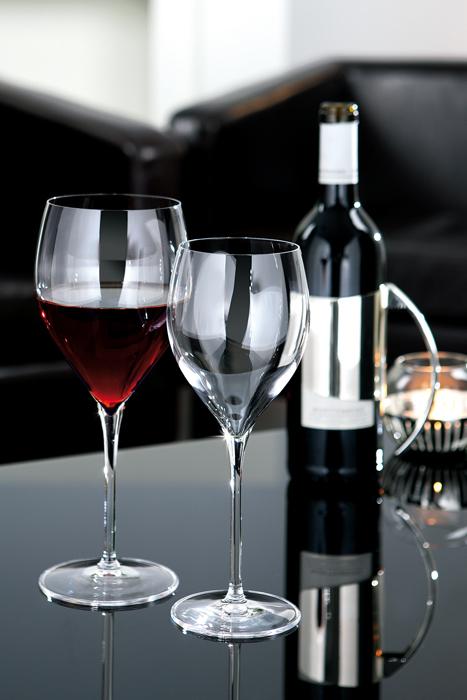 Pahar pentru vin SALVADOR, sticla, 26x10.3 cm 3