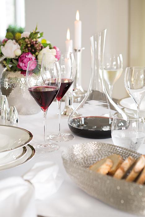 Pahar pentru vin SALVADOR, sticla, 26x10.3 cm 1