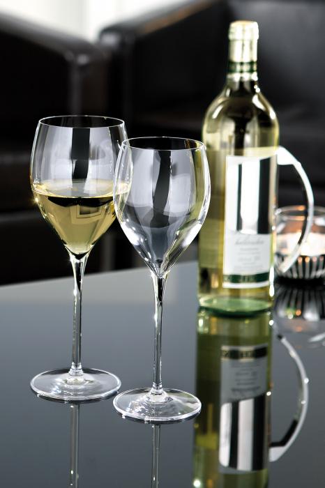 Pahar pentru vin Salvador, Sticla, Transparent, 27.50x10.90 cm imagine 2021 lotusland.ro