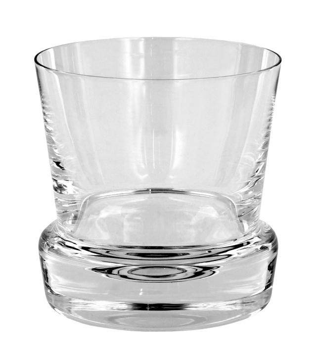 Pahar pentru whisky BOSTON, sticla, 10.5x10 cm 0