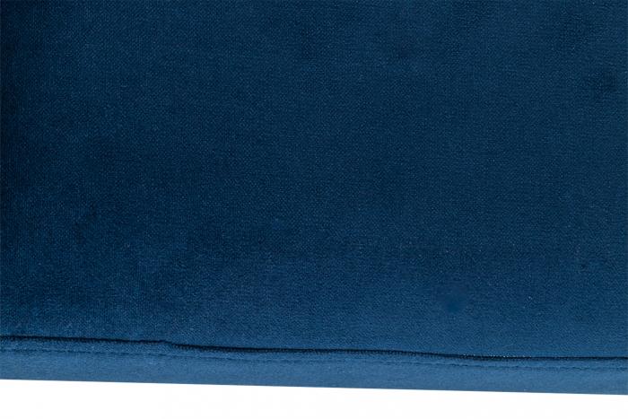 Pat de zi Diana, Albastru petrol, 185x40x75 cm 6