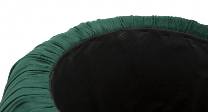 Puf cu spatiu depozitare PARIS, verde, 41X41 cm, Mauro Ferretti 6