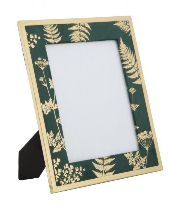 Rama foto GLAM, verde,  20X25 cm, Mauro Ferretti  0