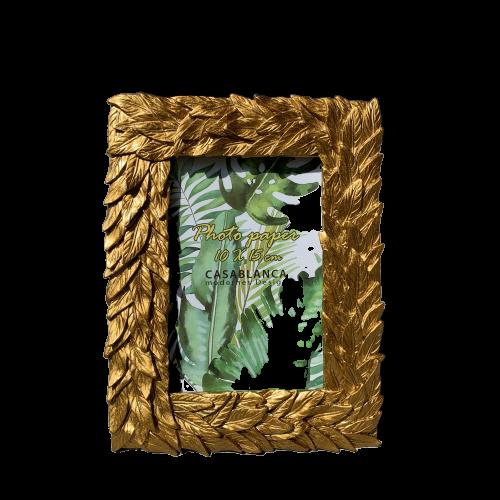 Rama foto GOLDLEAF, rasina, 22x16.5 cm 0