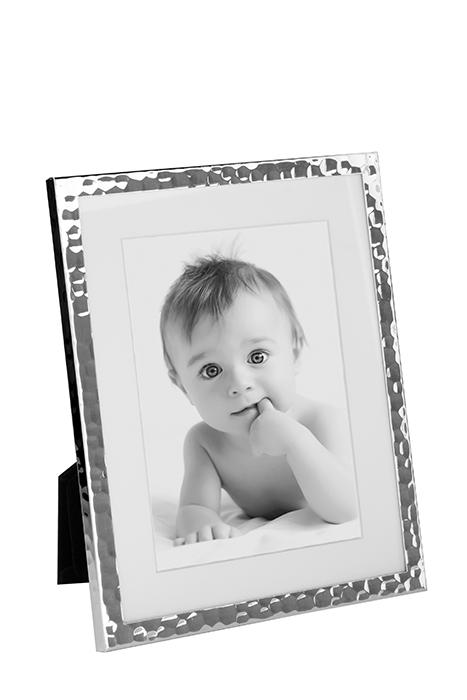 Rama foto MILAN, metal placat cu argint/sticla, 24 x 19 x 1.5  cm, Fink [0]
