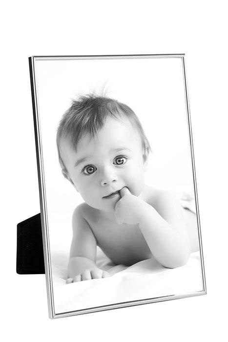 Rama foto NIKO, placata cu argint, 18.3x13.2 cm 0