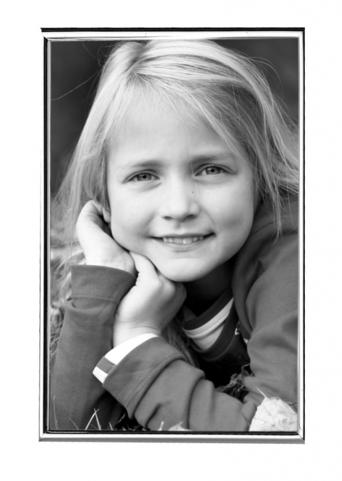 Rama foto NIKO, placata cu argint, 13.3x9.4 cm 0