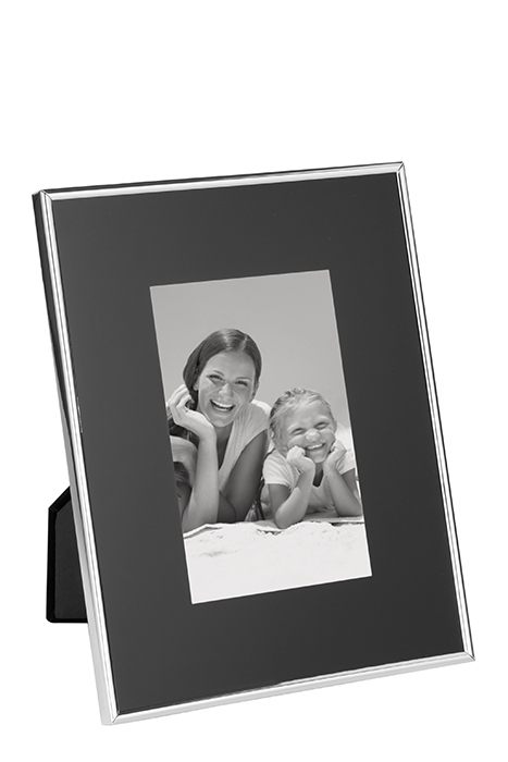 Rama foto SORA, placata cu argint, 23.3 x 18.2 x 1.9 cm, Fink [0]
