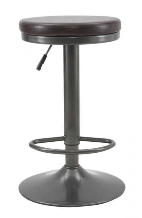 Scaun ajustabil pe inaltime ROUND Ø (cm) 38X60-82 7