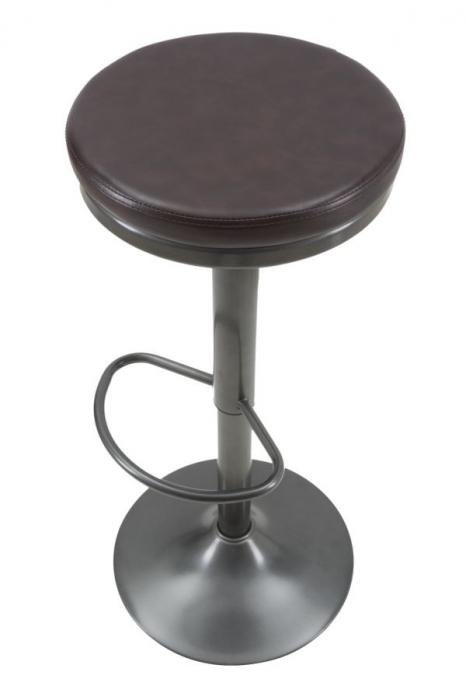 Scaun ajustabil pe inaltime ROUND Ø (cm) 38X60-82 9