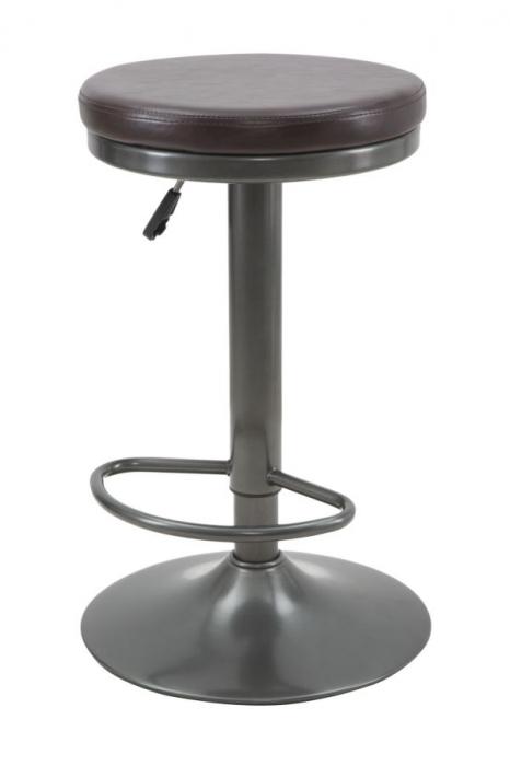 Scaun ajustabil pe inaltime ROUND Ø (cm) 38X60-82 6
