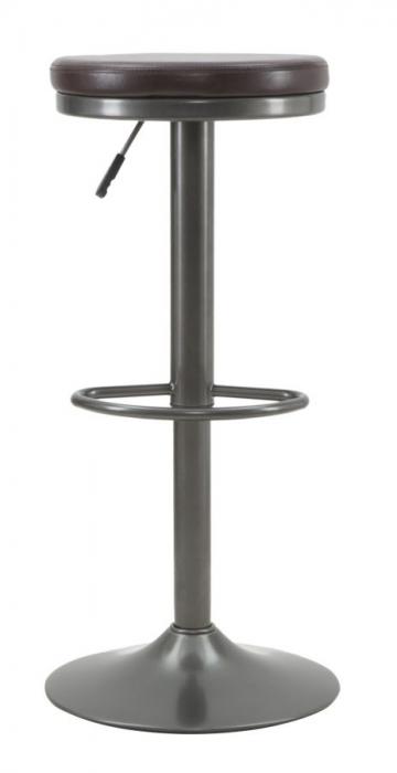 Scaun ajustabil pe inaltime ROUND Ø (cm) 38X60-82 1