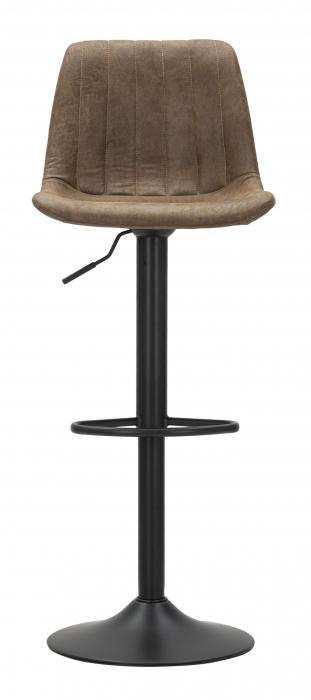 Scaun de bar ajustabil  BERLIN -A- CM 43X43X90-112 (inaltime sezut CM 60-84), Mauro Ferretti [5]