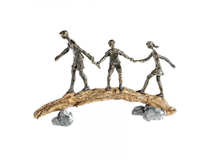 Figurina BALANCE, rasina, 35x8x23 cm lotusland.ro