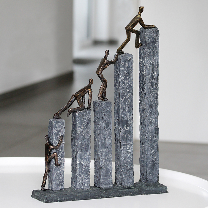 Figurina RAISE, rasina, 43x31 cm 2021 lotusland.ro