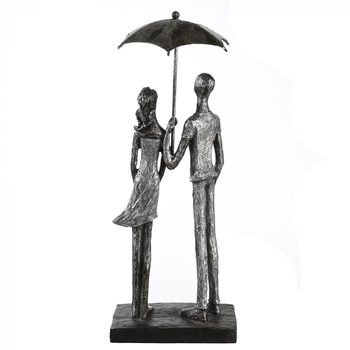 Figurina UMBRELLA, rasina, 36x14 cm 1