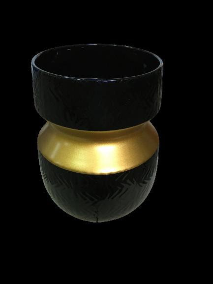 Set 1 Lampa cu 2 Vaze si 1 Bol DALLAS, ceramica, 26/37/26/14 cm 1