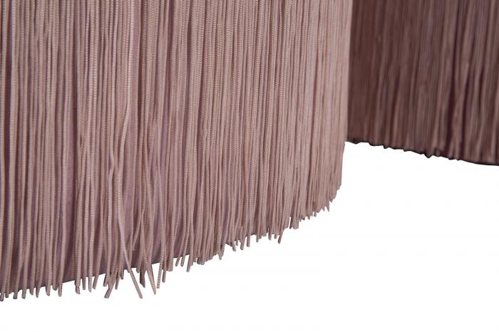 Set 2 pufuri cu spatiu de depozitare LINES (cm) Ø 71X41-55X33 2