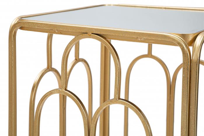 Set 2 masute  ARTY CM 34X34X70-29X29X60, Mauro Ferretti [2]