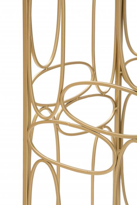 Set 2 masute BUBBLES COPPIA  CM 35X35X90-30X30X80, Mauro Ferretti [3]