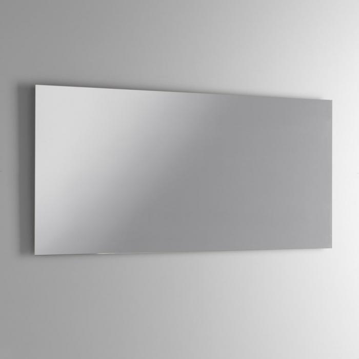 Set de baie cu 4 piese AGO , Melamina/Aluminiu/Abs/Sticla/Ceramica/Metal, Crem,  121x46.5x190 cm 5