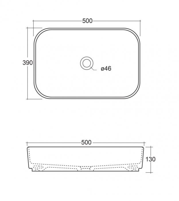 Set de baie cu 4 piese YOKA , Melamina/Aluminiu/Abs/Sticla/Ceramica/Metal, Gri,  120x45x190 cm 4