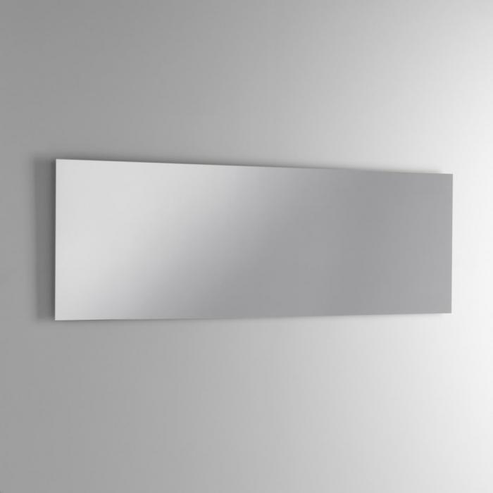 Set de baie cu 6 piese PERTH, Melamina/Aluminiu/Abs/Sticla/Ceramica/Metal, Gri, 140x46.5x190 cm 4