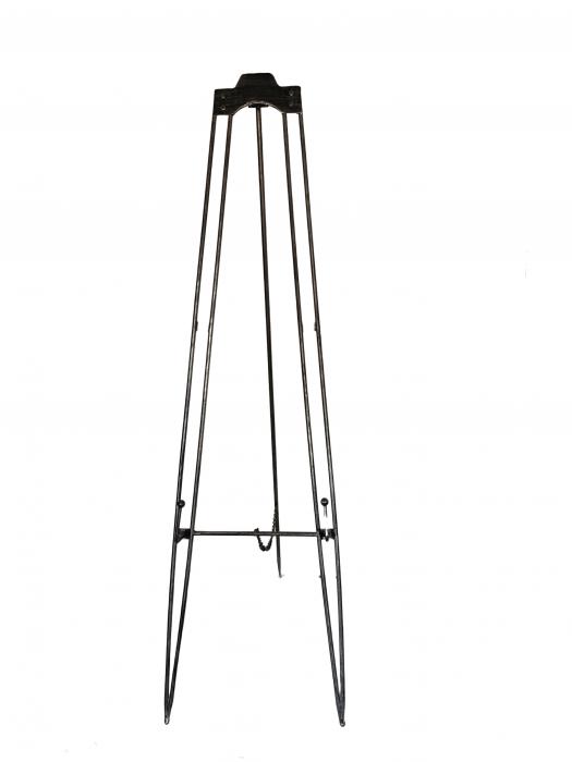 Sevalet GILDE, metal, 120x33x42 cm 1