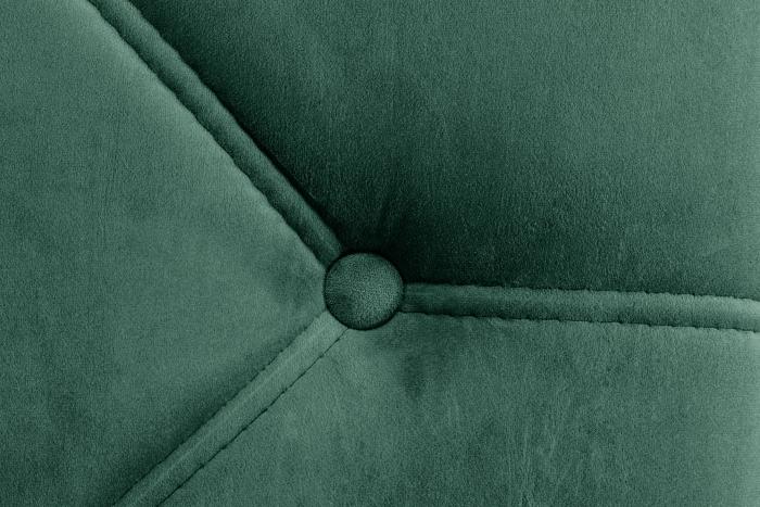 Sezlong living Diana, Verde inchis, 165x88x70 cm 6