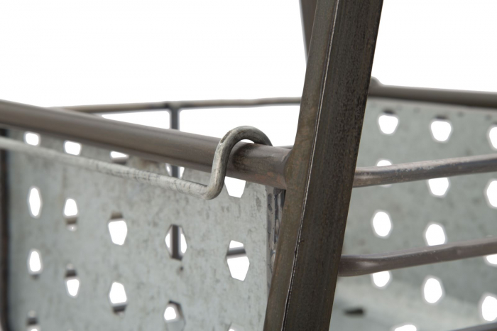 Sistem de rafturi, 72X34X164 cm, Mauro Ferretti 5