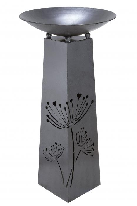 Suport flori BLOSSOM, metal, 102x50 cm 0