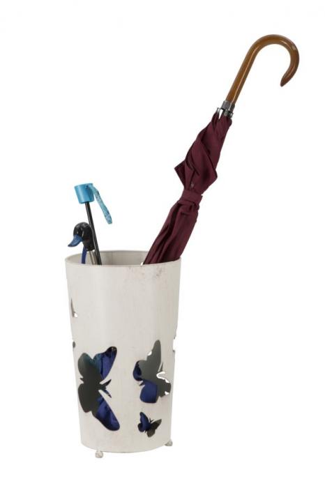 Suport pentru umbrela BUTTERFLY, 24X41 cm, Mauro Ferretti 0
