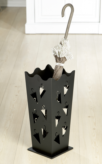 Suport pentru umbrela, metal, 21x21x50 cm 0