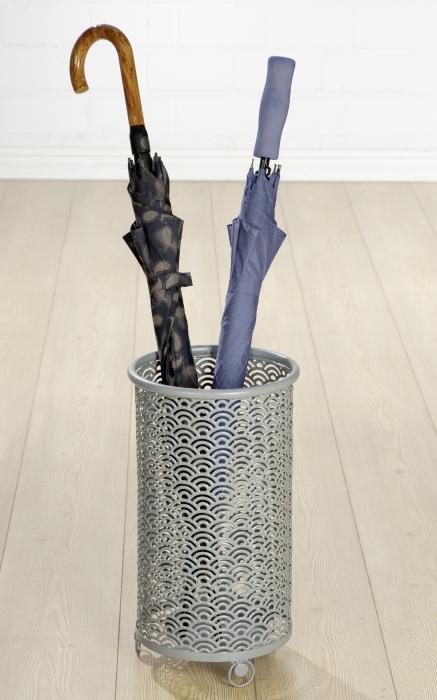 Suport pentru umbrela, metal, 43x24 cm 0