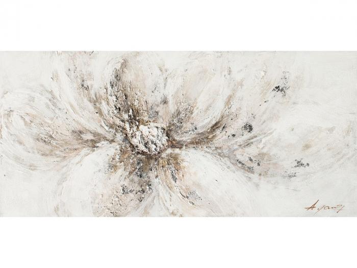 Tablou pictat manual 70x150 cm 2