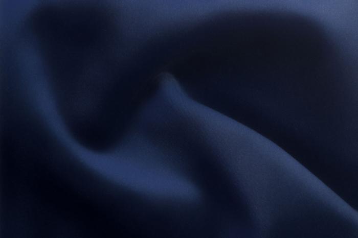 Taburet  Chesterfield, Albastru petrol, 70x32x70 cm 5