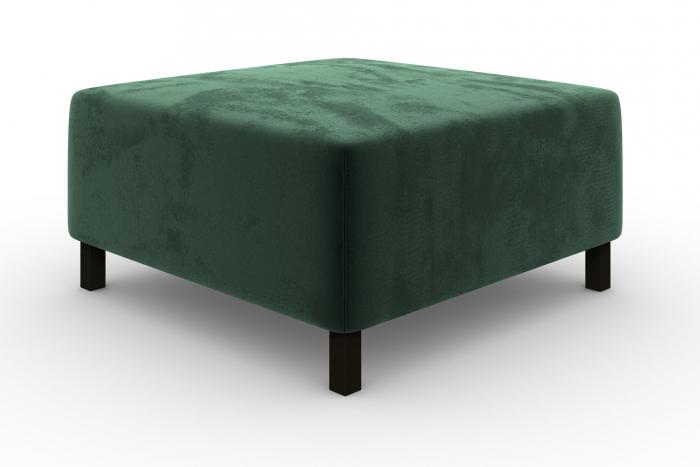 Taburet  Tina, Verde inchis, 88x42 cmx88 cm 0