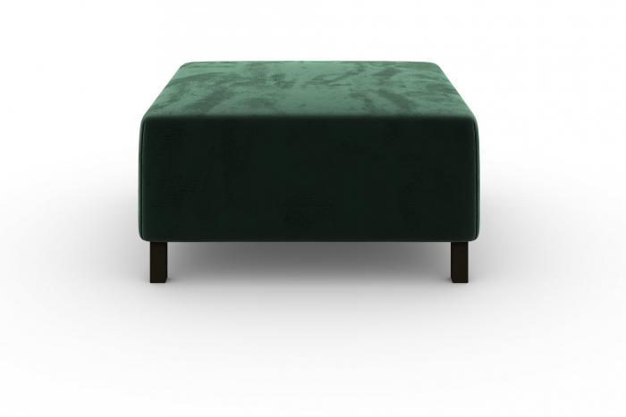 Taburet  Tina, Verde inchis, 88x42 cmx88 cm 1