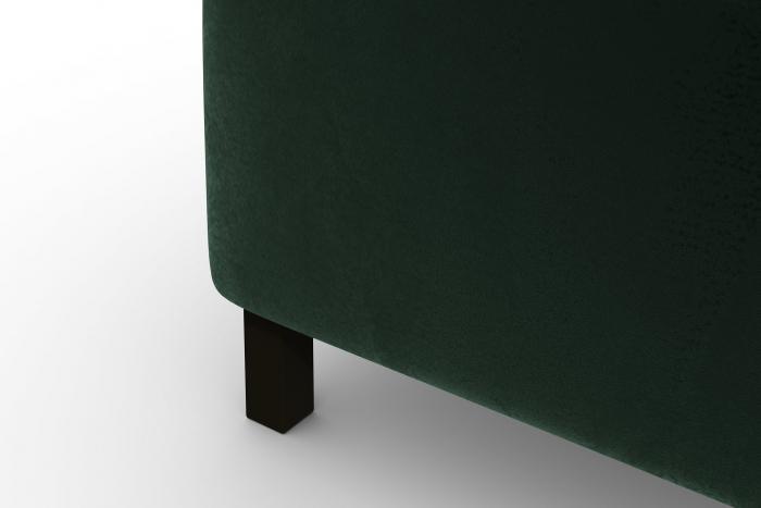 Taburet  Tina, Verde inchis, 88x42 cmx88 cm 3