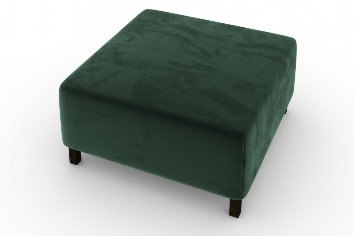 Taburet  Tina, Verde inchis, 88x42 cmx88 cm 2