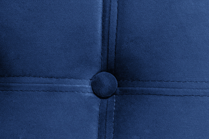 Taburet  Diana, Albastru, 80x44x80 cm 3