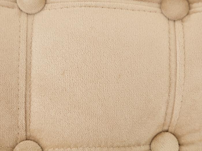 Taburet  Diana, Bej, 50x44x44 cm 5