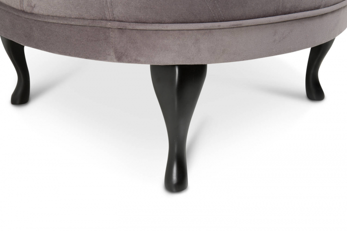 Taburet  Diana, Gri, 80x44x80 cm 7