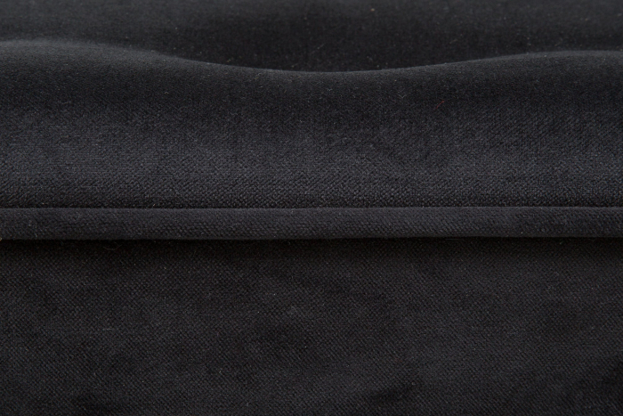 Taburet  Diana, Negru, 70x44x70 cm 3